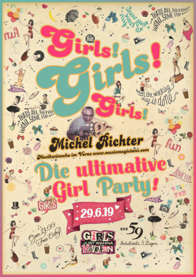 Girls Girls - Bar59